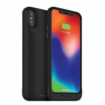 Funda Bateria Juice Pack Access para iPhone XS Max Mophie Negro 1