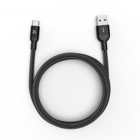 Cable USB-C a USB 3.1 CASA M100+ Adam Elements negro