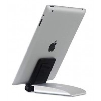 Base portatil para iPad/ iPhone iSlider Rain Design silver